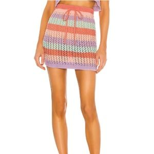 Lovers + Friends Tropicali Skirt